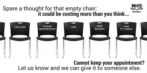 Spare A Thought For That Empty Chair. (1)