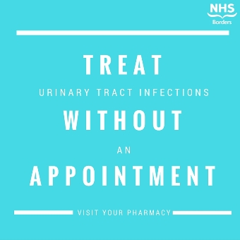 Treat urinary tract infections without a GP appointment